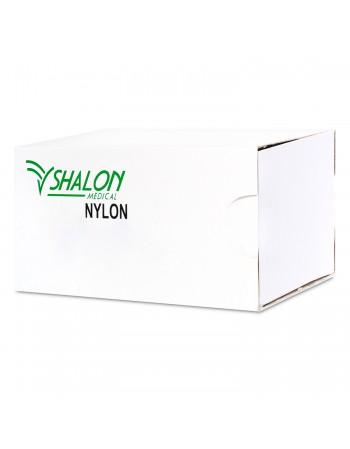 Fio de Sutura Nylon 3-0 sem Agulha 1,5m Shalon Fios Cirúrgicos